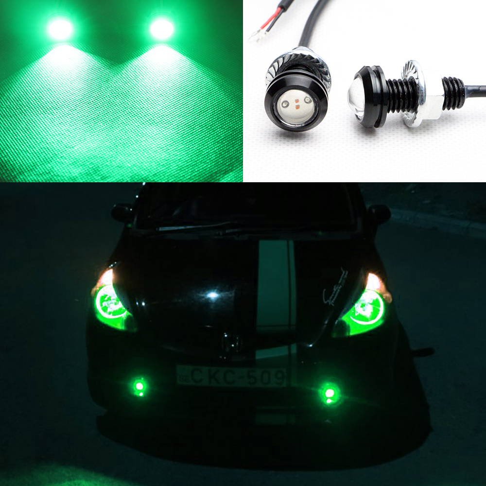 12 Volt Daytime Running Traffic Signal Light Eagle Eye Led Tail Bulb Bmw E39 Angel Headlight Corner Socketwiring Connectorbulb Bulblow Power Consumption Decorated For Car In Assembly From