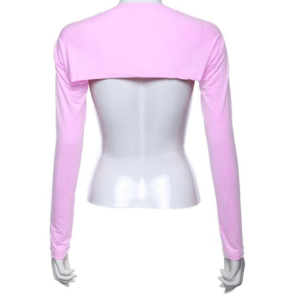 Apparel Accessories Plus Size 2019 Summer Fashion Hayaa Fashion One Piece Sleeves Arm Cover Shrug Bolero Hijab Muslim W314