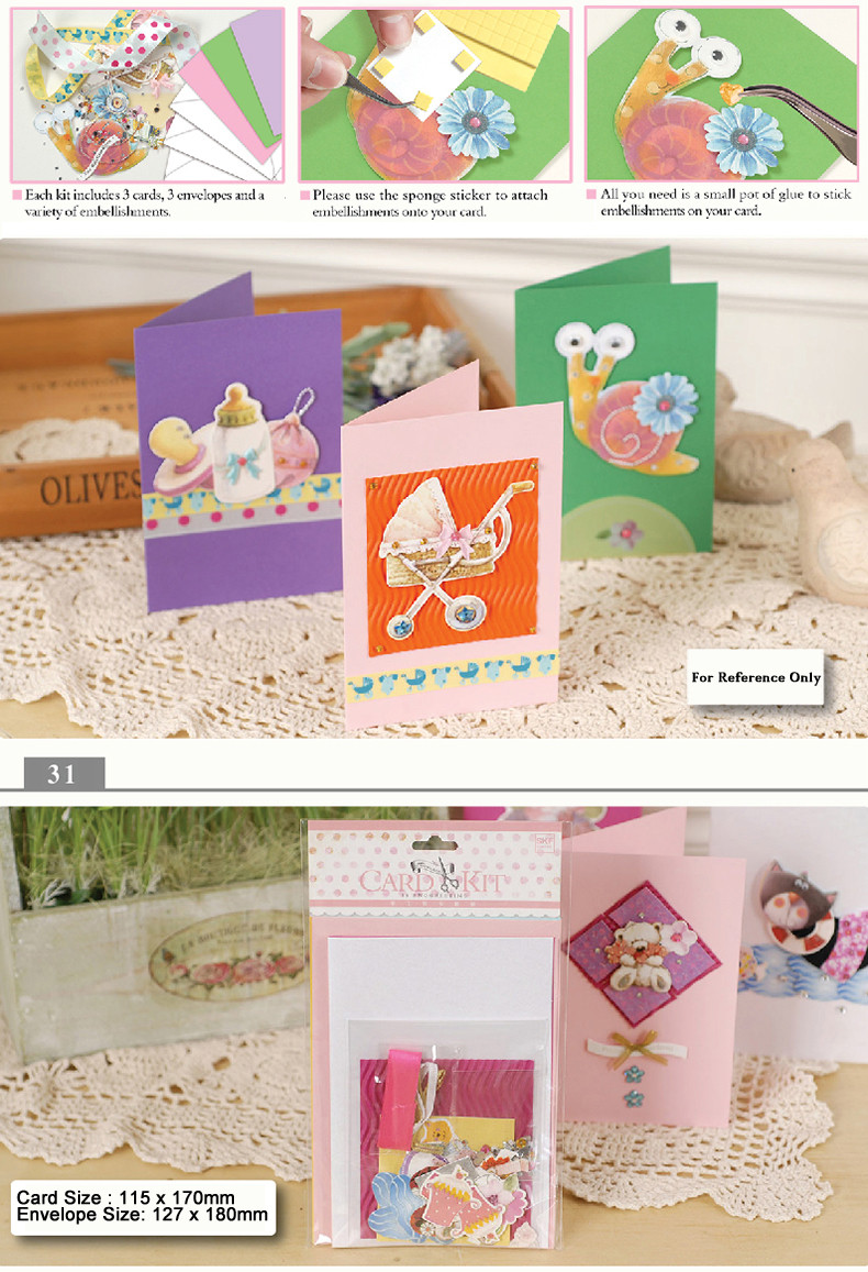 Eno greeting eno greeting card making kit kids craft creative aliexpress systerm accept payment method included boleto visa mastercard qiwi western union maestro debit card webmoney and bank transfer solutioingenieria Images