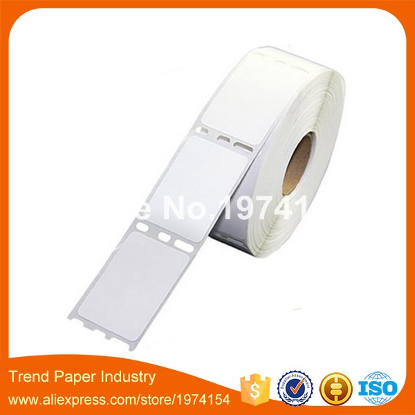 20 xrolls dymo compatible labels 30347 1 x 1 1 2 25 4 x 38 1mm