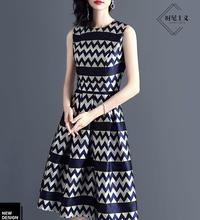 2019 kleid a-linie temperament