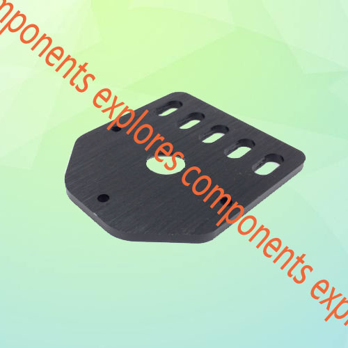 Openbuilds Threaded Rod Plate - NEMA 17 Stepper Motor, 2pcs/lot.
