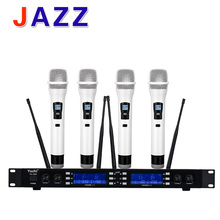 Prime quality YA-1000 skilled, U part anti whistle wi-fi microphone, stage efficiency, convention host, KTV