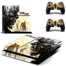 DYING LIGHT PS4 Skin Sticker Decal