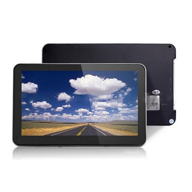 Auto Bluetooth Video MP3 Spielen Gebaut in Empfindliche Antenne GPS Navigator System FM Sender Rechner Kalender Einheit Konverter