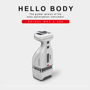 Image 3 - 2019 Newest Mini HIFU RF Slimming Body Belly Fat Removal Massager 2IN1 Handy HelloBody Weight loss Slimming Machine