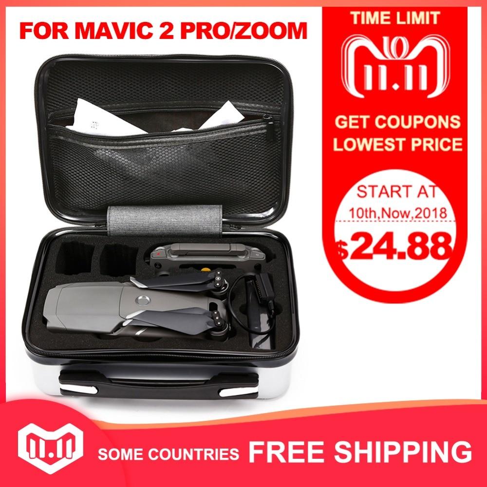 Maivc 2 Pro/Zoom Shoulder Bag Handbag Storage Case for DJI Mavic Pro/Mavic 2 Drone Dody Controller & Battery & Accessories