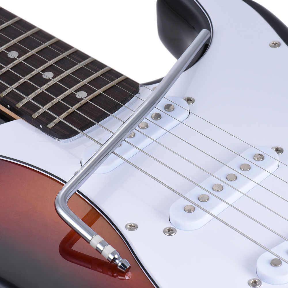 Direkte Insertion Stil Tremolo Trem Vibrato Arm Whammy Bar Kurbel Hebel für Elektrische Gitarre Tremolo Brücke Teil Einfügen Durchmesser