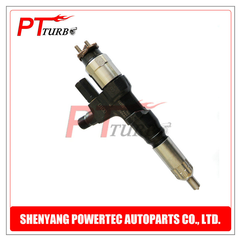 common rail fuel pump injector assy 095000 6593 Injector 6593 and auto diesel engine sapre parts injection 0950006593