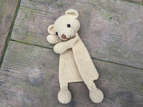 croche brinquedos amigurumi boneca artesanal urso numero
