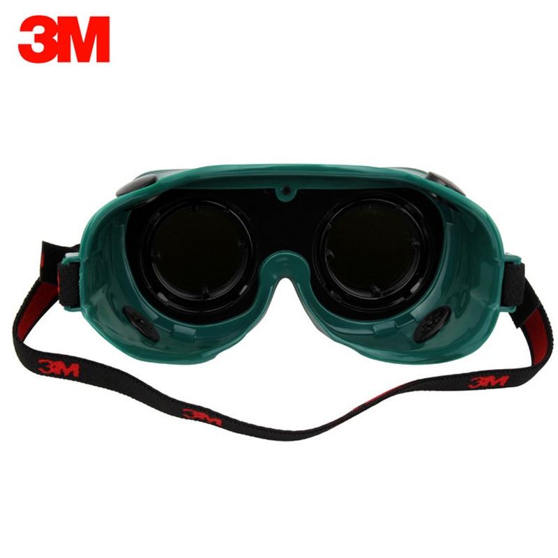 3 M 10197 Güvenlik Potansiyel Kaynak Gözlüğü Gözlük Gözlük - Güvenlik ve Koruma - Fotoğraf 3