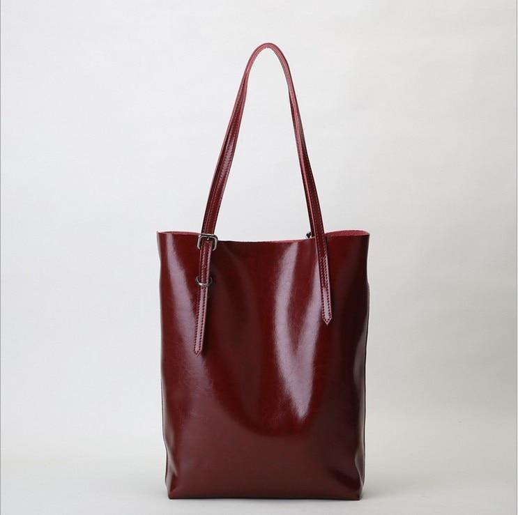 Bolso de cuero bolso de la moda Bolso multifuncional de las mujeres - Bolsos - foto 3