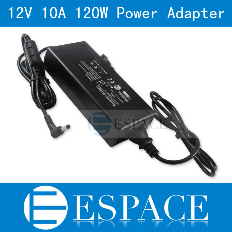 Worldwide delivery 12v 10a ac dc adapter switching in