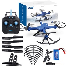 цена на JJRC H38wh RC Drone With Camera Aerial Photography Selfie Drones Wifi Fpv Quadcopter Rc Helicopter Remote Control Toy Drone HOT!