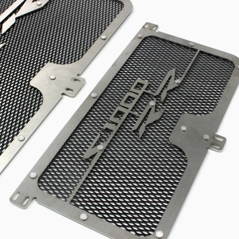 For BMW S1000R S1000RR HP4 S1000XR S1000 S 1000 R/RR/XR Motorcycle Radiator Grill Oil Cooler Cover Guard Protector Accessories