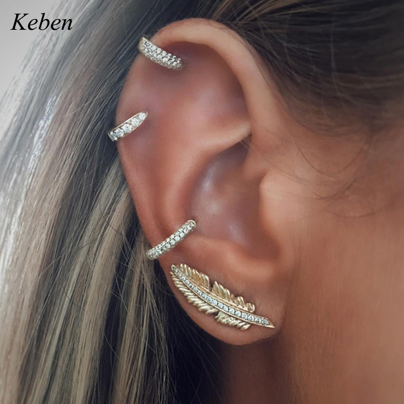 Jewelry Watches Body Piercing Jewelry New Rose Gold Cartilage
