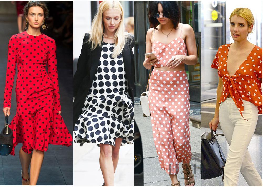 fashion dots Skirt