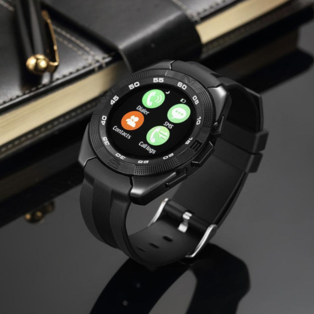 Hot X4 Smart phone watch Heart Rate Step counter Stopwatch Ultra thin Bluetooth Wearable Devices Sport For IOS Android