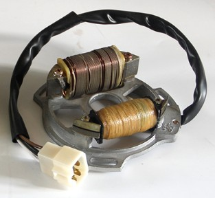 Stator Assembly For 50cc 2 Stroke 1DE41QMB Engines Scooter