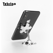 Sucker Stand Phone Holder 360 degree Rotatable Magic Suction Cup Mobile Phone Holder Car Bracket Smartphone Tablets Holder