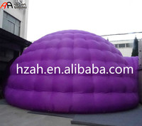 10m Giant Inflatable Igloo Dome Tent For Garden Party