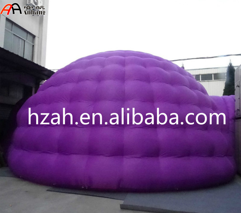 10m Giant Inflatable Igloo Dome Tent for Garden Party inflatable cartoon customized advertising giant christmas inflatable santa claus for christmas outdoor decoration