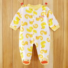 bd1e5afbe new list 9efd7 25b53 baby clothing rompers foot cover baby girls ...