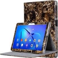 PU Leather Folding Folio Case For 9 6 Huawei MediaPad T3 10 AGS WO9 AGS L09