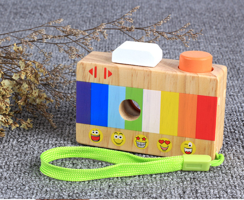 Candywood-Wooden-Cute-decoration-camera-Magic-Kaleidoscope-Bee-Eye-Effect-Educational-toys-for-Baby-Kids-gift-2-style-3