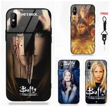 coque iphone 8 buffy