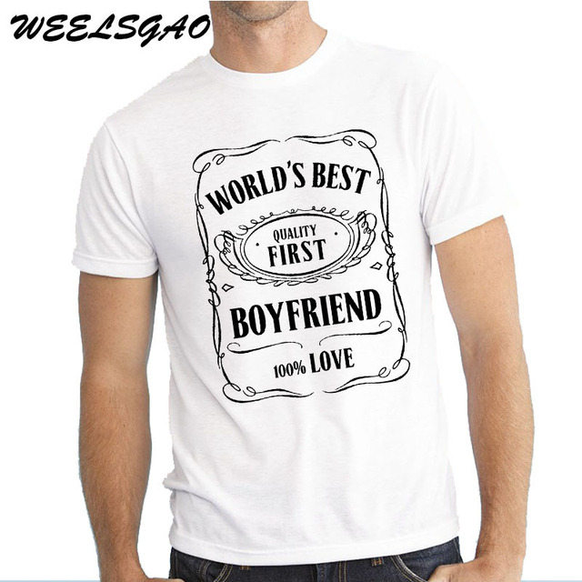 weelsgao worlds best boyfriend birthday anniversary letter t shirt men gift print hip hop t