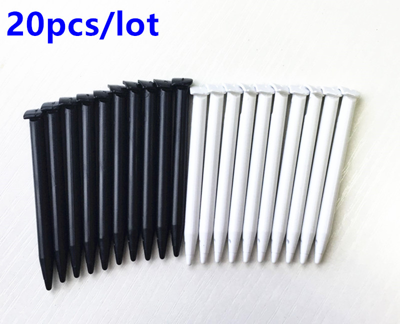20pcs lot Plastic Screen Touch Stylus Pen For New 2DS XL LL 2DSLL XL font b