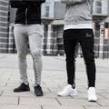 2016 Nuevos hombres de la Manera Pantalones JADEO y OROS, Elástico de algodón Masculino Pantalones De Entrenamiento de Fitness, Pantalones de Chándal Basculador pantalones