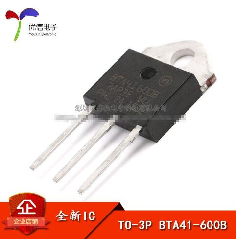 BTA41 triacs 20A 700V TO-3p electronic components ...