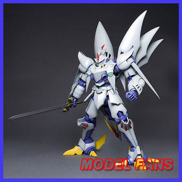 ФОТО MODEL FANS Free shipping  BT  Super Robot Wars Wind Elf Cybaster Assembled Can be deformed Plastic Model Kit