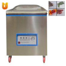 UDHC 500 Universal font b tea b font vacuum packing machine Automatic wet and dry food