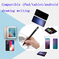 pen capacitive Precision Active Stylus pencil touch pen capacitive Screen Touch Pen drawing Writing for apple iPad for iPhone for Android (5)