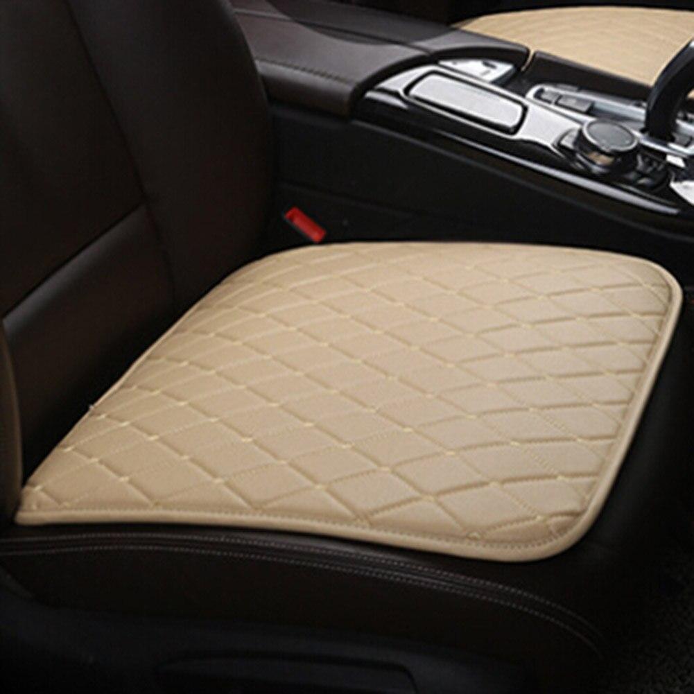 Автокресло Подушки роскошный драйвер сиденья автомобиля один Чехлы для мангала авто Обложка Подушки Четыре цвета практичный