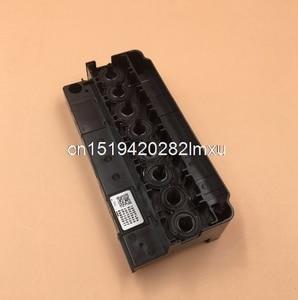 Image 1 - 엡손 DX5 용 F158000 F160010 F187000 워터 프린트 헤드 Pirnt 헤드 매니 폴드/어댑터 용 4800 4880 7800 9800 프린트 헤드 어댑터