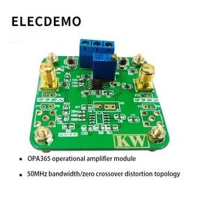Image 2 - OPA365 モジュールの高性能演算増幅器モジュール 50 Mhz の帯域幅ゼロクロスオーバー歪みトポロジー