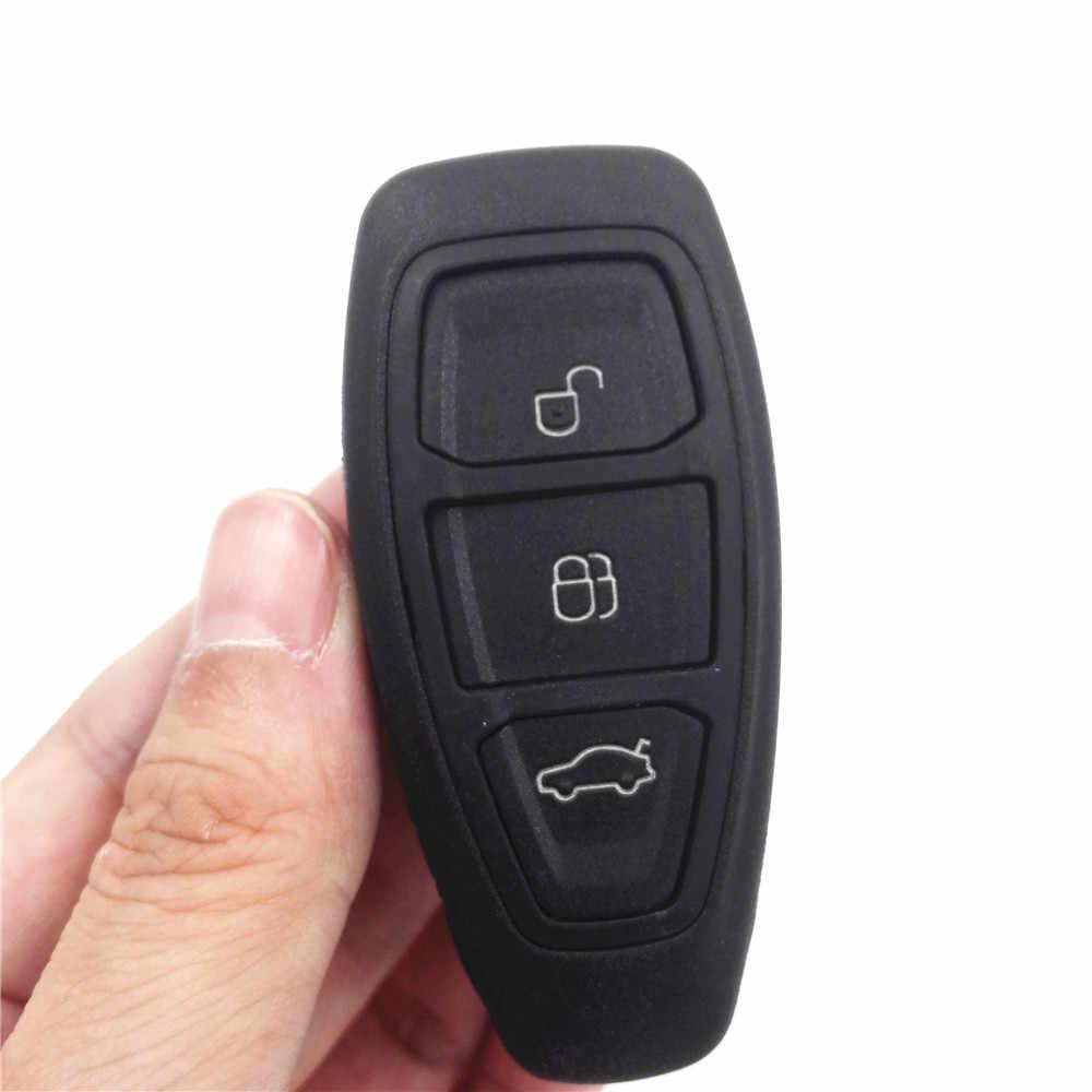 funda protectora de carcasa de llave remota para coche de 2 botones A4 para Discovery 2 EBTOOLS Carcasa de llave remota