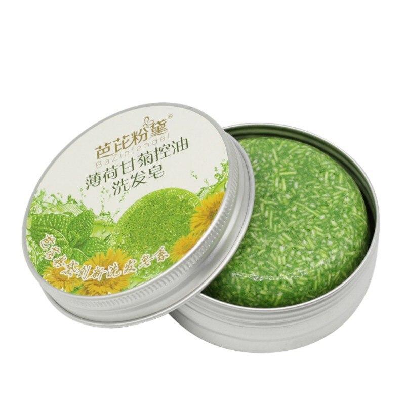 2017 New Natural Anti-Dandruff Moisturizing Hair Soap Makeup Makeup Fragrance Smooth Hair <font><b>Shampoo</b></font> Soap maquiagem Diagnostic-tool