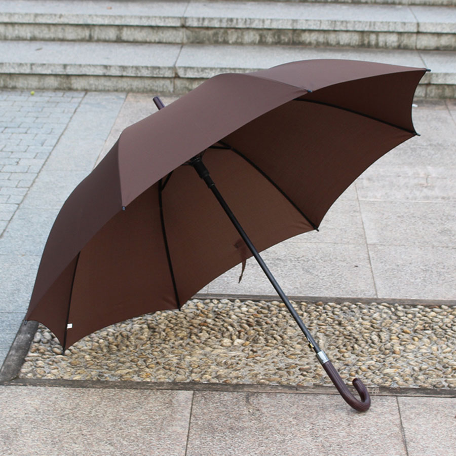 Large Windproof Long Handle Umbrellas For Female Men's Rain Gear Rainbow Reinforced Umbrella Automatic Sombrinhas Uv 50s030