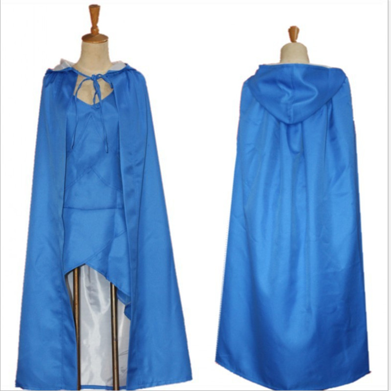 Right/power game A Song of Ice and Fire Cosplay costume Dragon Mother - Danielis Tanglelian  Cloak