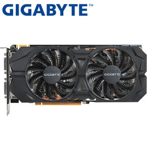 GIGABYTE GDDR5 2 GB 128Bit Video Cards for nVIDIA VGA Cards Geforce GTX960 Hdmi Dvi
