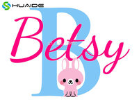 Baby Girl Nursery Wall Decals Bedroom Wall Art Home Decor Custom Baby Rabbit Name Decals Wall