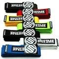 Unisex Waist Belt Men Women Casual Smooth Buckle Canvas Waistband Strap Belt