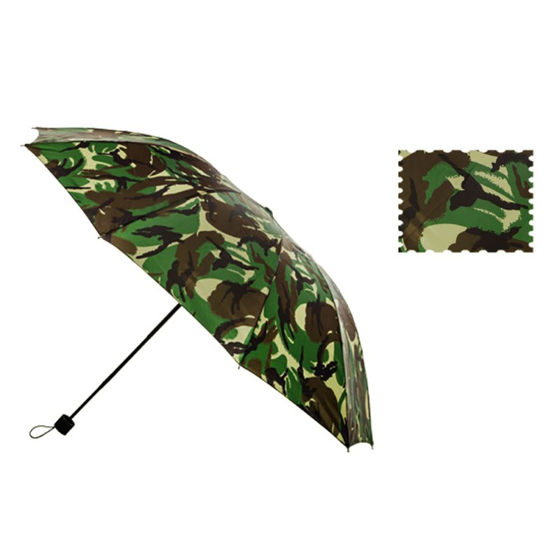 Outdoor Fishing Sun Shelter Folding Sunscreen Hiking Golf Beach Camouflage Umbrella Hat Cap Hot