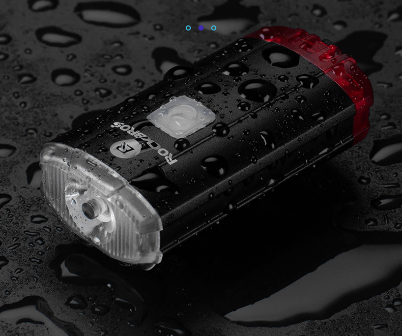 Waterproof bicycle led light