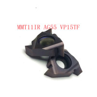 vp15tf ue6020 MMT11IR AG55 / AG60 VP15TF / UE6020 / US735 קרביד מפנה מחרטה כלי, כלי CNC 55 (1)